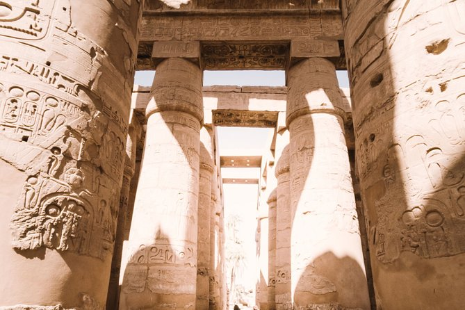 Full-Day Private Tour to Luxor from Hurghada with Lunch