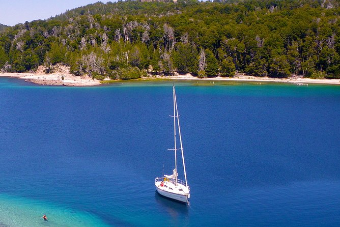 Private Sailing the breathtaking Nahuel Huapi Lake