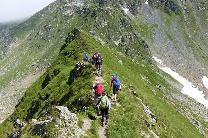 PRIVATE, MEDIUM Day Hike in Carpathian Mountains