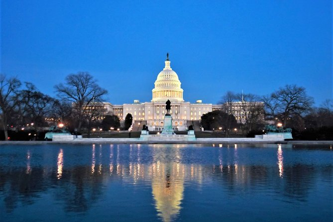DC After Dark Tour with Stops at Top Attractions