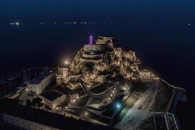 Night Life in Corfu Town