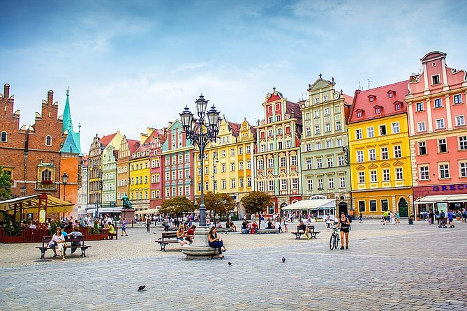 Private Transfer from Lubin city to Wroclaw (WRO) Airport