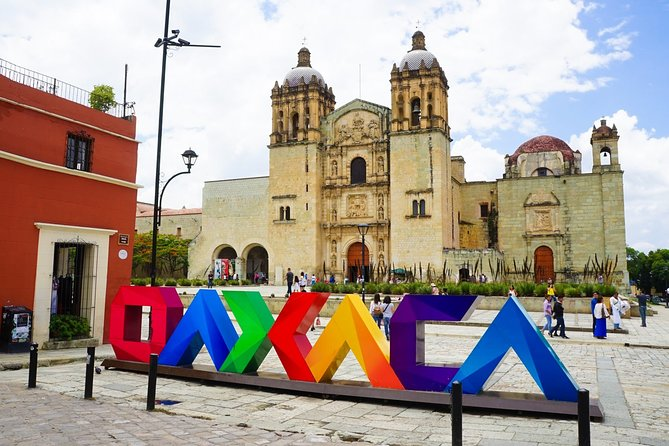 Half Day Oaxaca City Tour