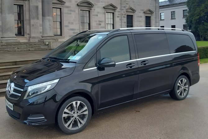 Johnstown Estate To Dublin Airport or Dublin City Private Chauffeur Transfer