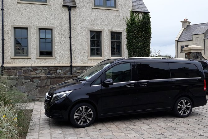 Trump International Golf Hotel Doonbeg To Shannon SNN Private Chauffeur Transfer