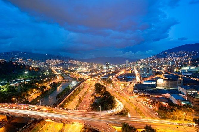 Nigth Tour in Medellín
