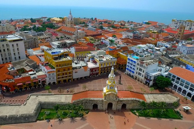 Walled City + Museums Cartagena City Tour 4H