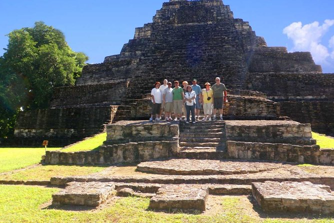 History and Paradise Tour of Mahahual and Chacchoben with Buffet and Snorkel