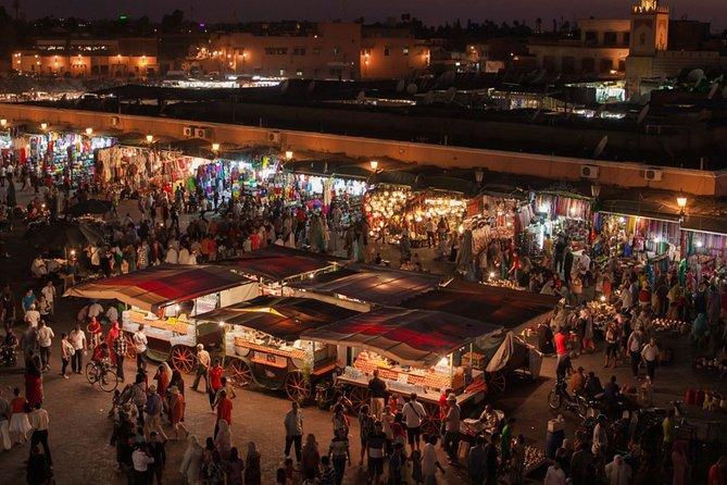 Marrakesh Full-Day Guided Tour