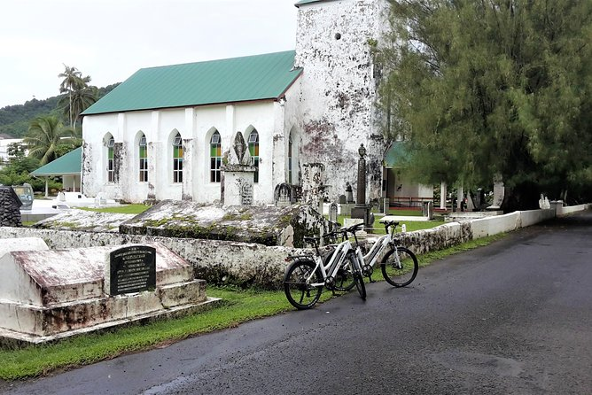 E-bike Rental in Rarotonga with Roadside Assistance