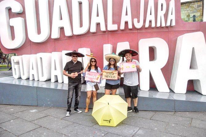 Private Photo Shoot in Guadalajara with 5 Top Spots Visit