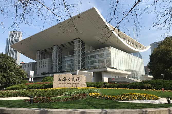 Full-Day Private Guided Tour of Shanghai City Highlights