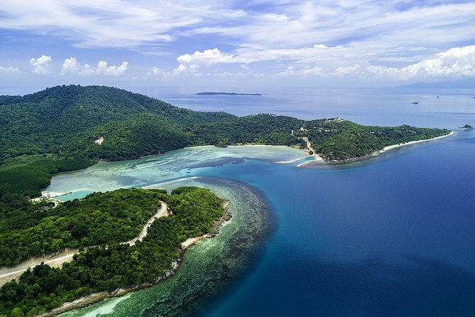Koh Samui to Koh Taen and Koh Mudsum Day Tour with Snorkeling