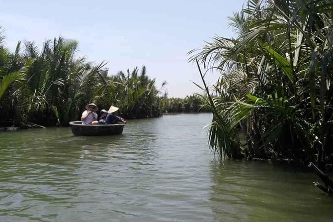 Private Day Tour of Hoi An with Eco-Fishing and Walking Tour