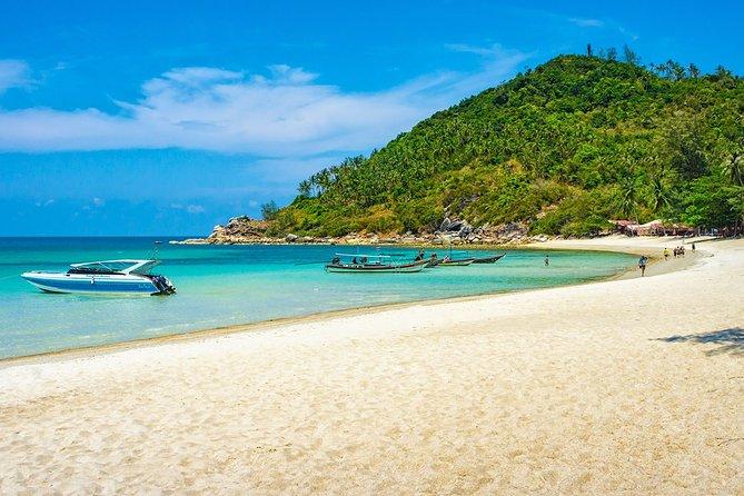Full-Day Tour to Koh Phangan by Speedboat from Koh Samui