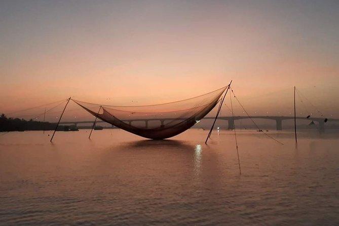 Sunrise Boat Cruise on Thu Bon River Mounth & Cua Dai Bridge ( Private Tour )