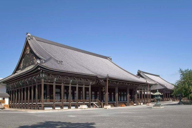 Daisuki Kyoto Half-Day Drive Cruising City Tour