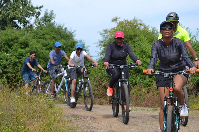A Guided Bike tour Through Kangra Valley