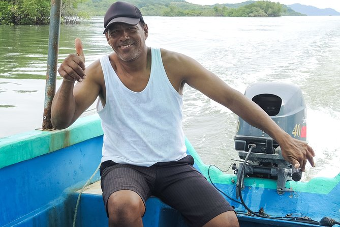 2-Day Camping and Fishing Tour in Island Venado with Meals