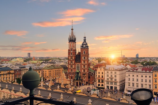5-Day Lesser Poland and Krakow Sightseeing Tour with Rafting