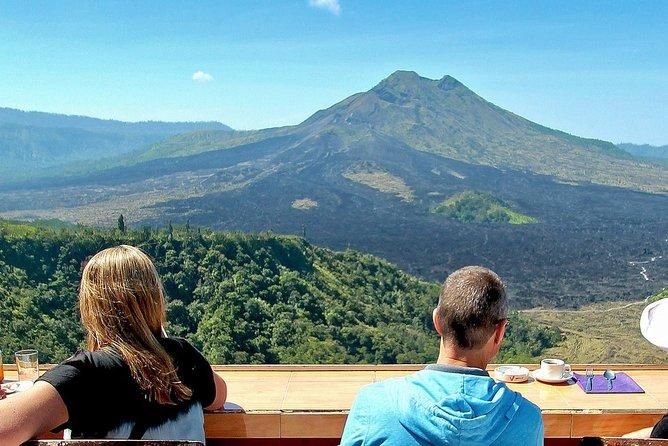 Bali Ubud and Volcano Day Tours
