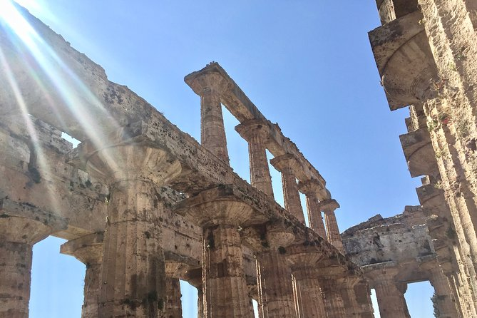 Private 2 Hour Paestum Tour