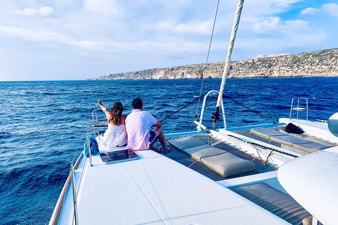 Sail and explore through the north of Ibiza and discover its wildest and quietest side