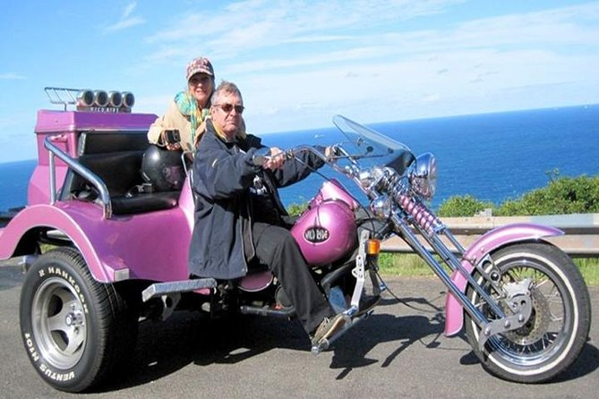 Sydney and Bondi Tour by Harley Davidson with Driver