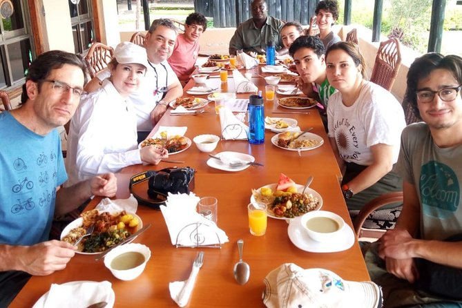 Private Traditional Kenyan Cooking Class with Lunch in Nairobi