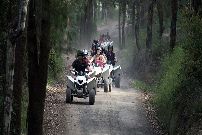 Guided Sightseeing ATV Tour of Glenworth Valley with Training