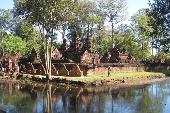 3 Days VIP Tour to Angkor Wat, Preah Vihear and Koh Ker