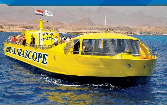 Sea Scope Semi Submarine Sea Trip - Sharm El Sheikh