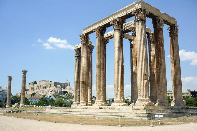 Private Tour of the Greek capital from Athens