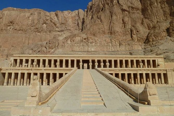 Half-Day Private Historical Tour of Luxor East and West Bank