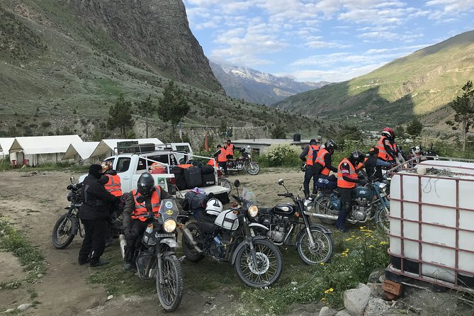 Leh Ladakh 12-Day Motorbike September Tour from and to Delhi