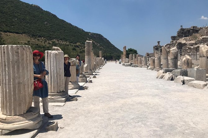 Private Small Group Ephesus Ancient City Tour