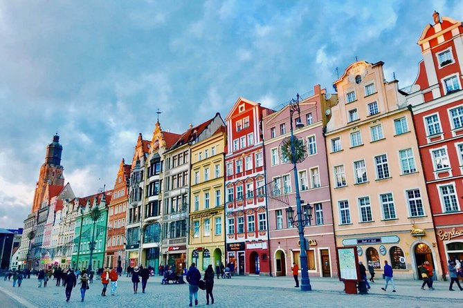 Private Transfer from Pardubice city to Wroclaw (WRO) Airport