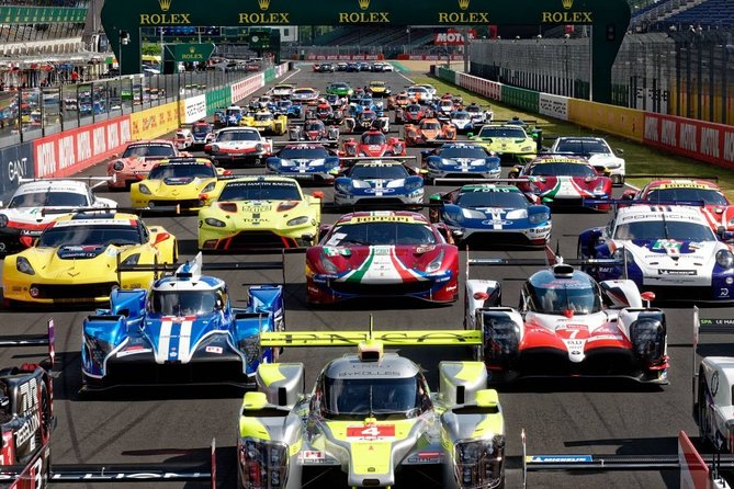 Private Full Day to Le Mans from Paris
