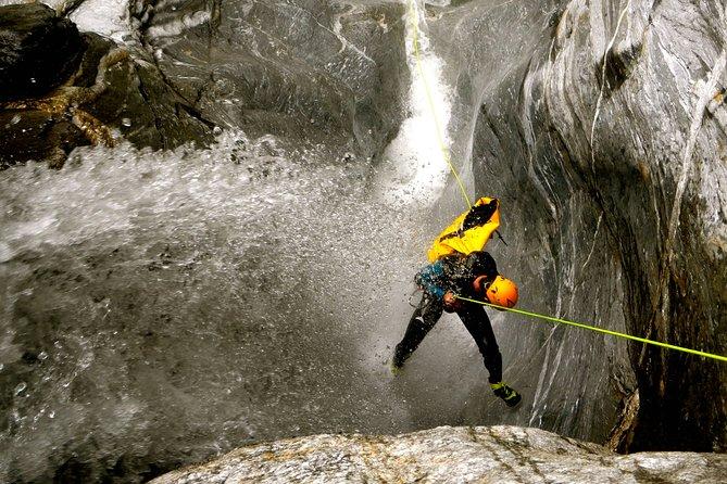 Dolomites Canyoning Experience