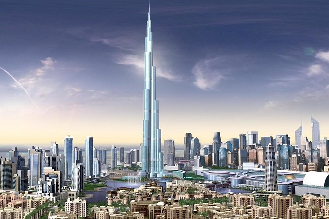 Burj Khalifa tour till 124/125th floor At the Top with ticket & transfers - Deal