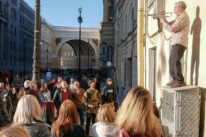 """""""Russian Insider"""" 3 day tour to Saint-Petersburg"""