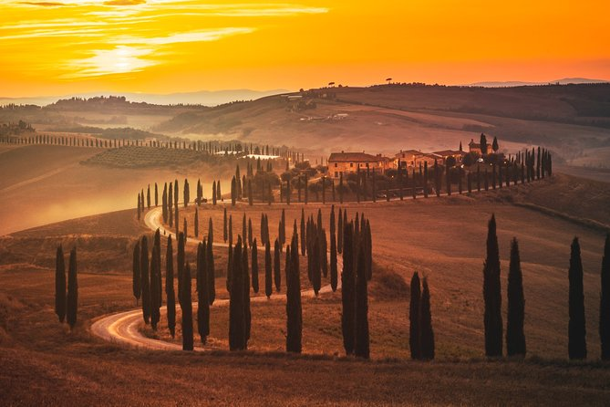 Full-Day Tuscany Tour from Rome to Florence