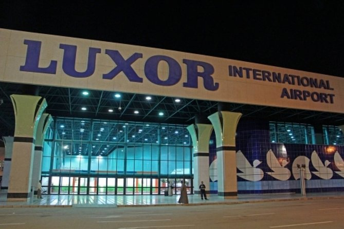 private pick up from Luxor Airport