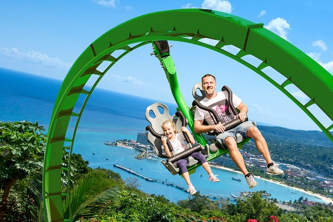 Mystic Mountain Rainforest Adventure Admission with Transportation