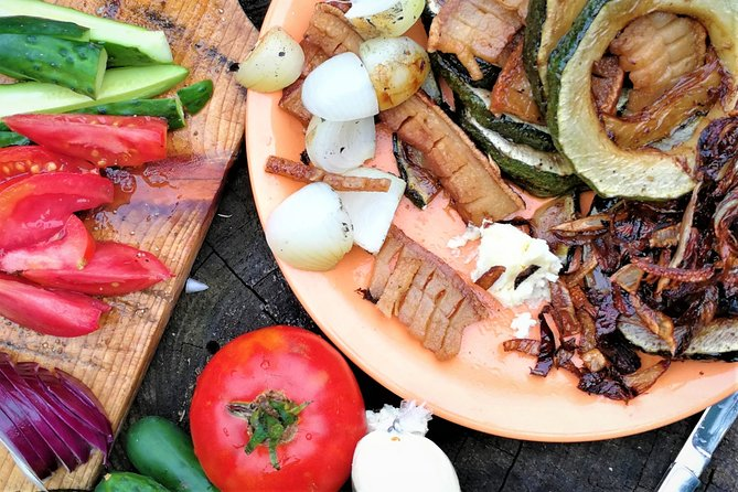 Barbecue Experience in Brasov with Transylvanian food