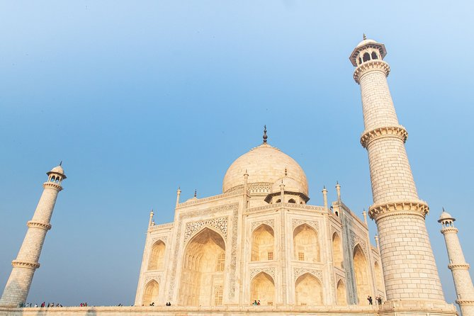 From Jaipur: Taj Mahal Same Day Tour