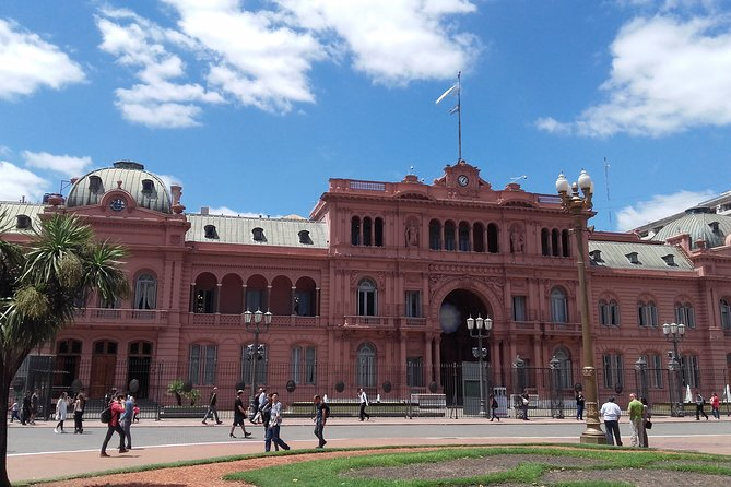 3 Hours Private Guided City Tour in Buenos Aires