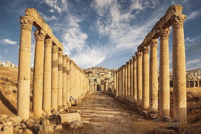 Jordan Pass 6-Night Best of Jordan Tour : Jerash, Dead Sea, Petra, and Wadi Rum