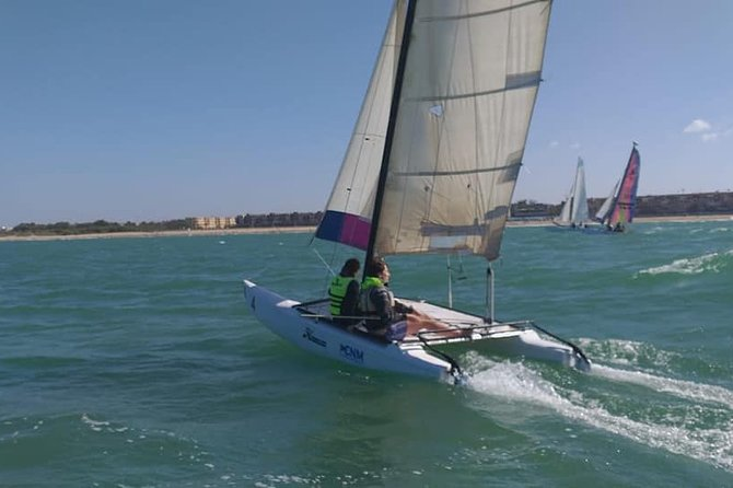 Private sailing lesson in mohammedia from casablanca