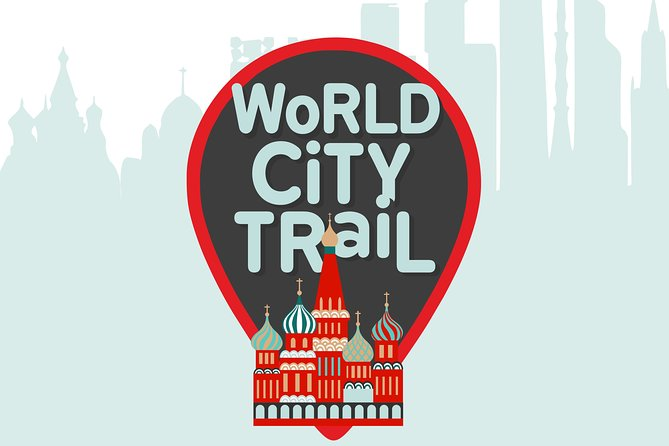 Outdoor city escape game with guiding - Moscow